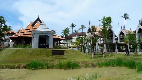 サムイ島 ロイヤルムアンサムイヴィラズ2016年-Royal Muang Samui Villas (チェンモン)