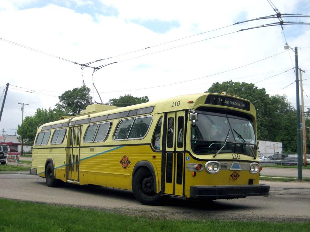 Greater Dayton RTA 110