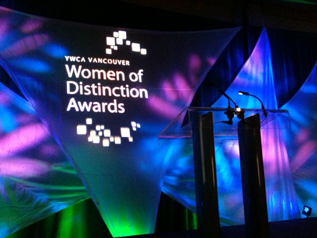 YWCA Women of Distinction Awards