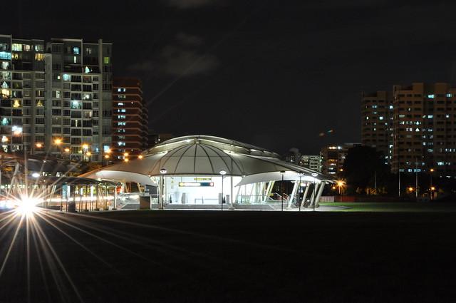 Buangkok MRT