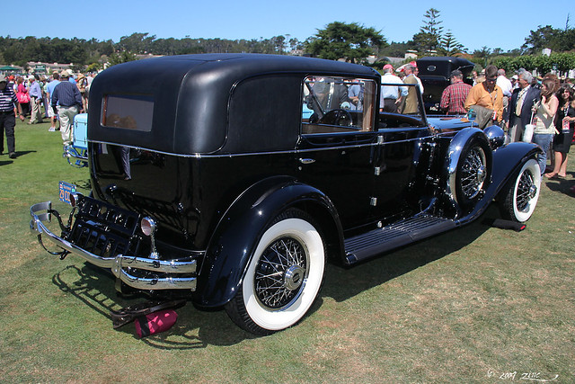 1930 Cord L-29 Murphy Town Car - rvr