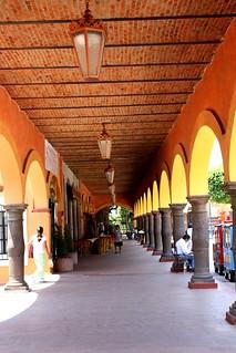 Corredor en Tequisquiapan
