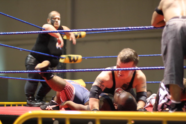 Terrific midget world wrestling