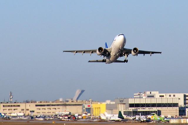 Air Transat Airbus A310 C-GVAT