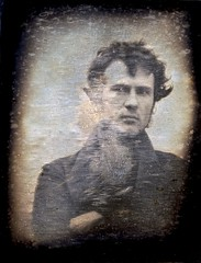 Robert Cornelius 1839, self portrait