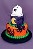 Kids Halloween Cake
