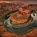 horseshoe bend - page arizona by Dan Anderson.