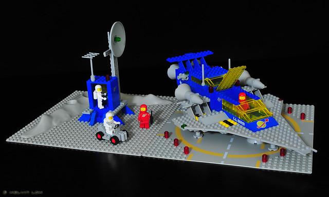 Lego 497 / 928 Galaxy Explorer