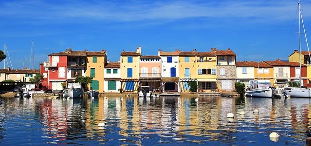 Marina Port Grimaud Var France