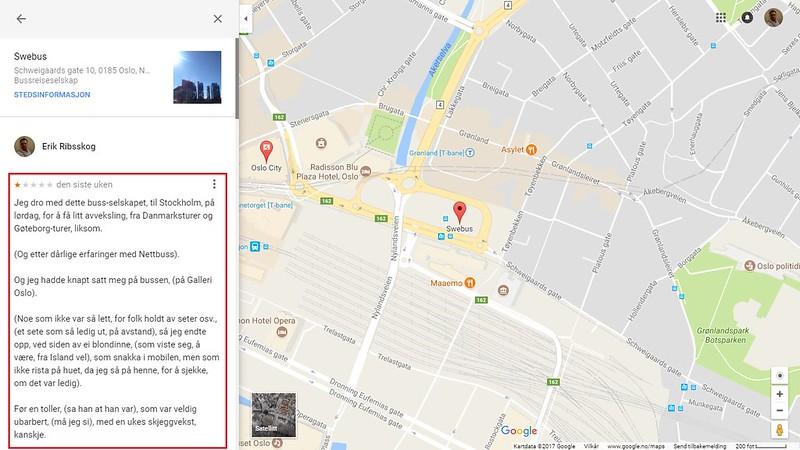 mer fra google maps