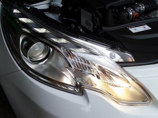 Dipped Beam Headlights : Peugeot forums headlights main beam dipped