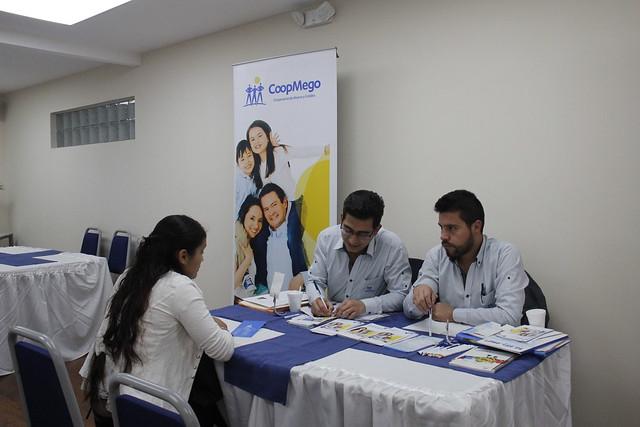 Feria de Empleo UTPL 2017 en la ciudad de Cuenca