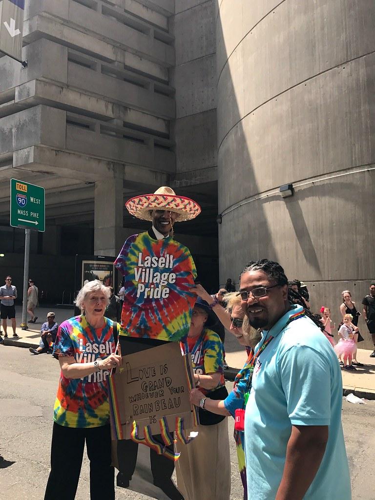 Boston Pride 2017