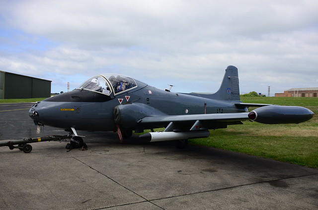 G-SOAF/425 BAC Strikemaster Mk.82A
