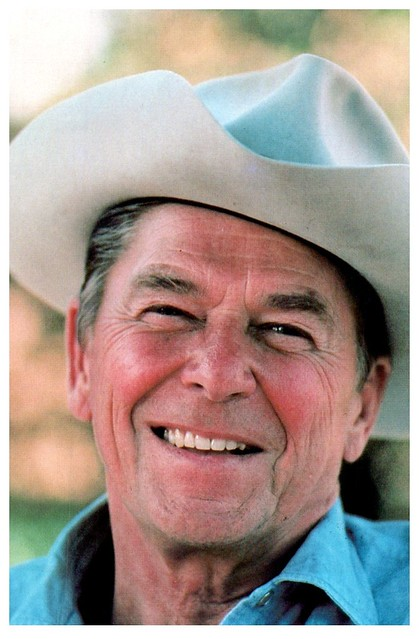 CORAL-LEE - PRESIDENT RONALD REAGAN