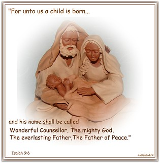 """A CHILD is born...!"