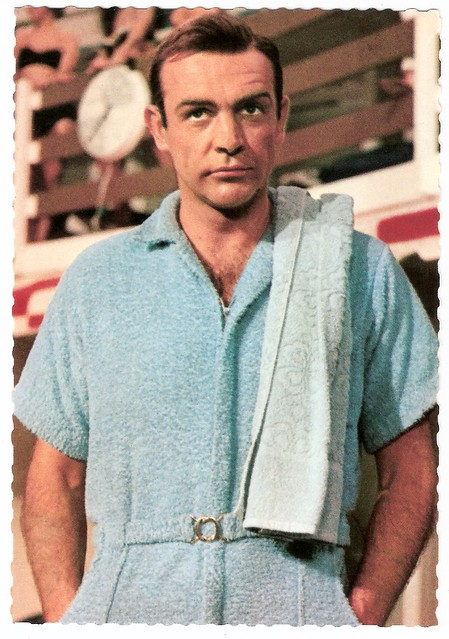 Scottish superstar Sean Connery (1930) won an Academy Award, a Golden Globe ...