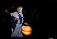 Japon,Kurama fire festival.Festival de fuego de Kurama