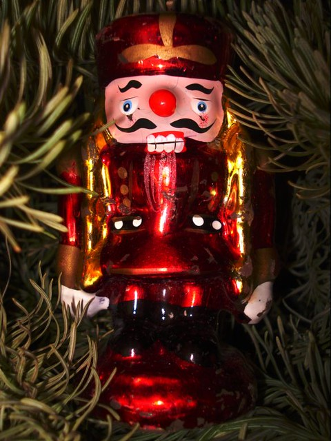 nutcracker  Christmas Tree  Astoria