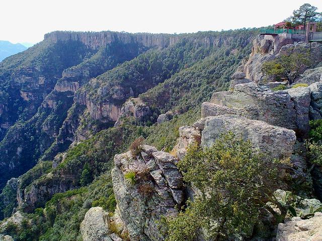 Barrancas del Cobre / Copper Canyon national park | Flickr ...