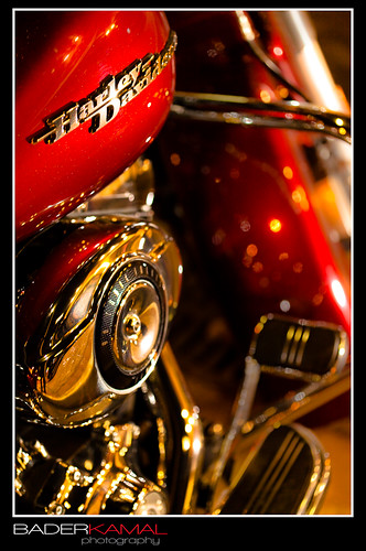 Harley Davidson...The Classic Bike Standards