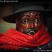 Maximon replica, Antigua Guatemala
