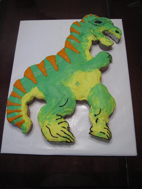 Dinosaur Cake Template Cake Ideas And Designs