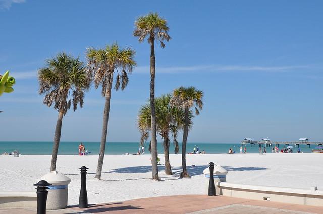 Clearwater Beach, FL by CC user superwebdeveloper on Flickr