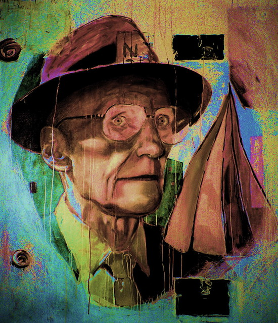 William S. Burroughs # 3 | Print