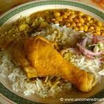 A Surprisingly Tasty Lunch - Zumba, Ecuador