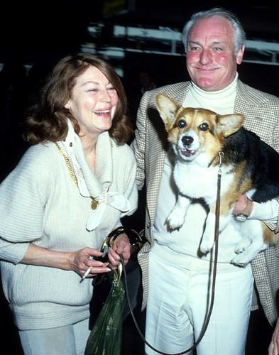Ava Gardner,Charles Gray, circa 1980 | Flickr - Photo Sharing! Ava Gardner 1989