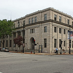 Springfield IL - Paul Findley Federal Building (Erected 1930)