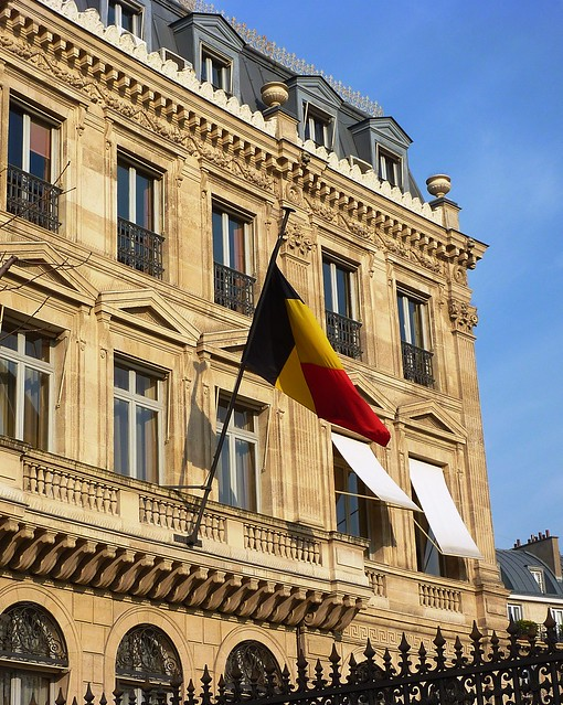 ambassade de belgique paris flickr photo sharing. Black Bedroom Furniture Sets. Home Design Ideas