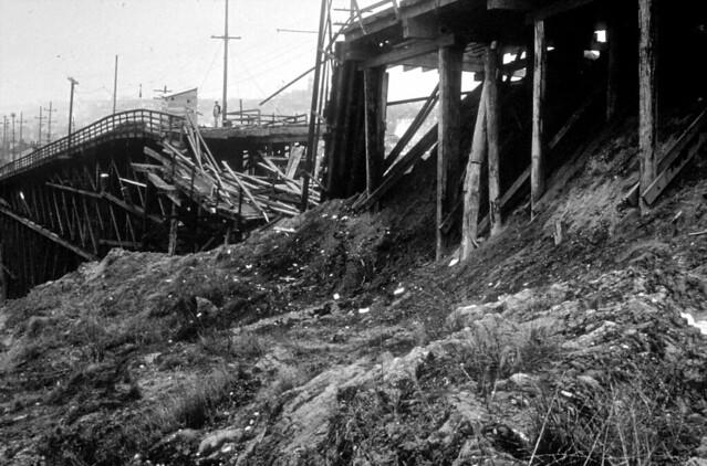 12th Avenue Bridge collapse, 1917