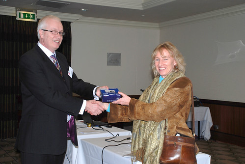 Penny receives digital camera in Access prize draw