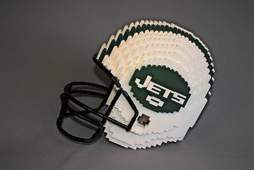 Jets Helmet 4
