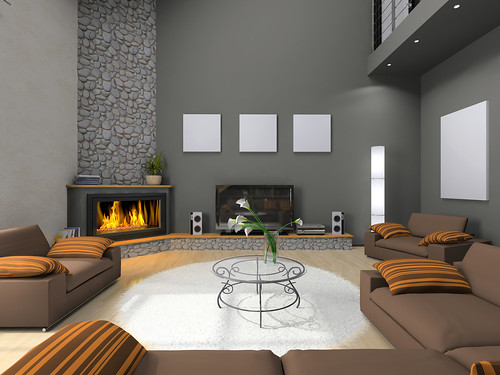 Kominki nowoczesne naro ne - Cool contemporary fireplace design ideas adding warmth in style ...
