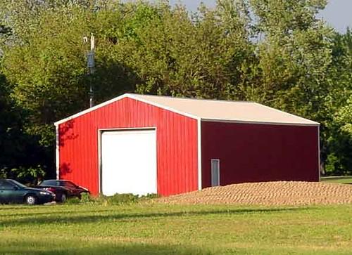 Pole barn kits joy studio design gallery best design for Kit garage 24x40