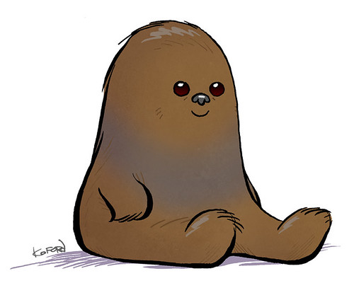 Wookiee Wednesday