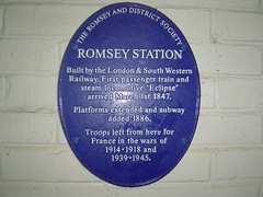 Photo of Blue plaque number 2537
