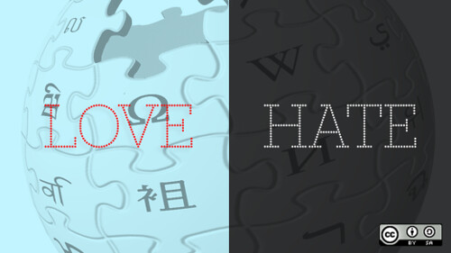 Love, hate, and the Wikipedia contributor culture problem