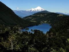 Vista al Lago Tinquilco