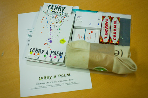 Carry a Poem: Thanks, Alan!
