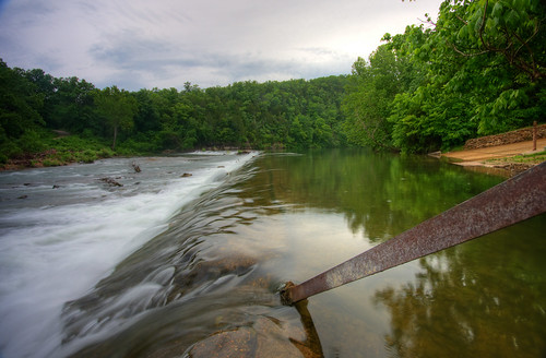 morning mill water river dam falls missouri whiteriver hdr northfork morn dawt photomatix dawtmill blackburnphoto