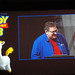 Toy Story 3 panel - Jeff Garlin as Buttercup