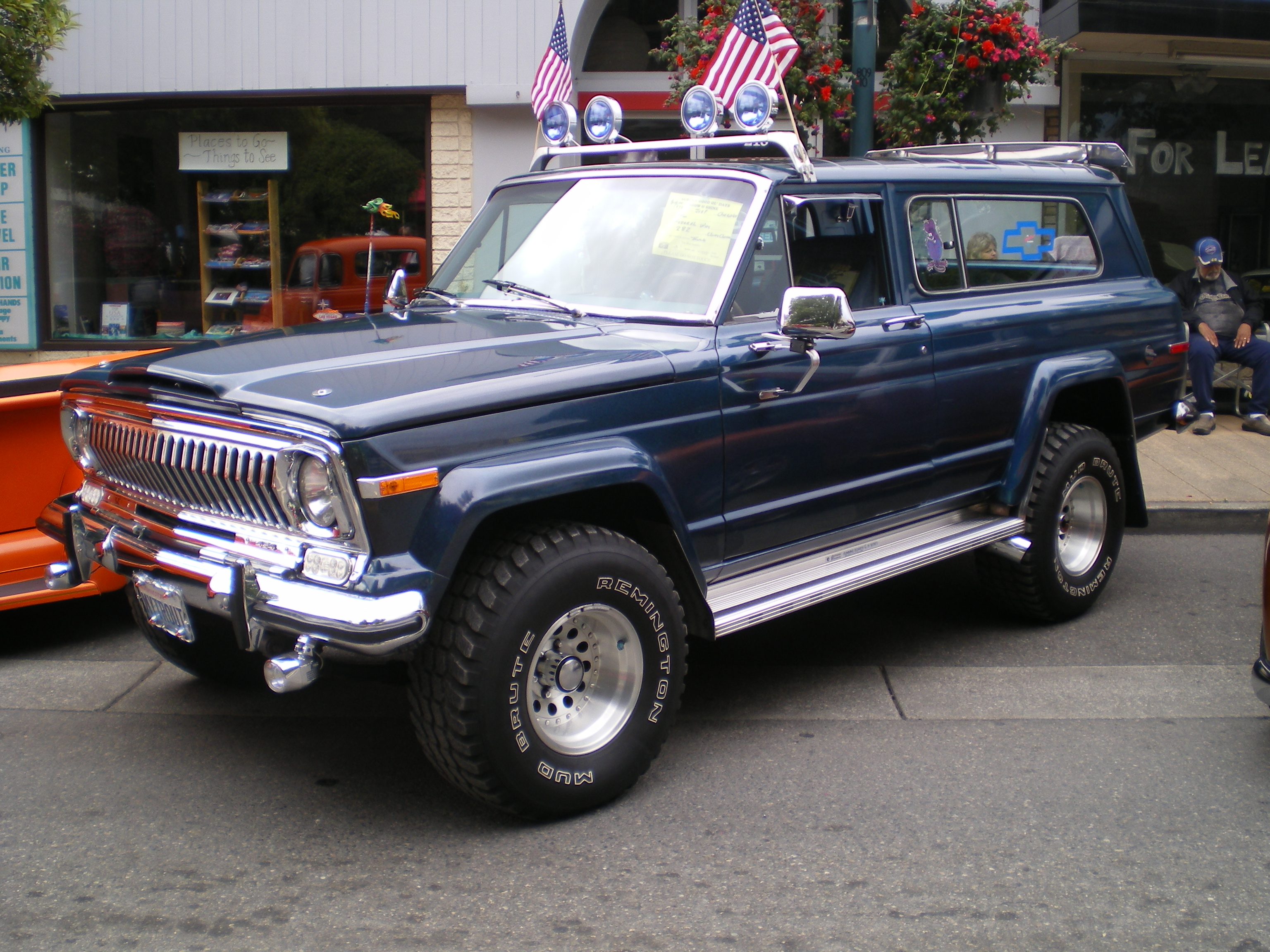 1978 Jeep Cherokee Images Pictures And Videos