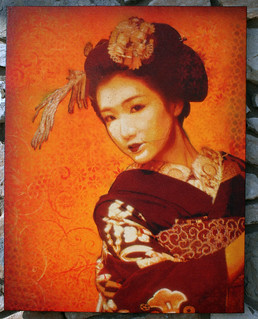 Fukuho On Canvas