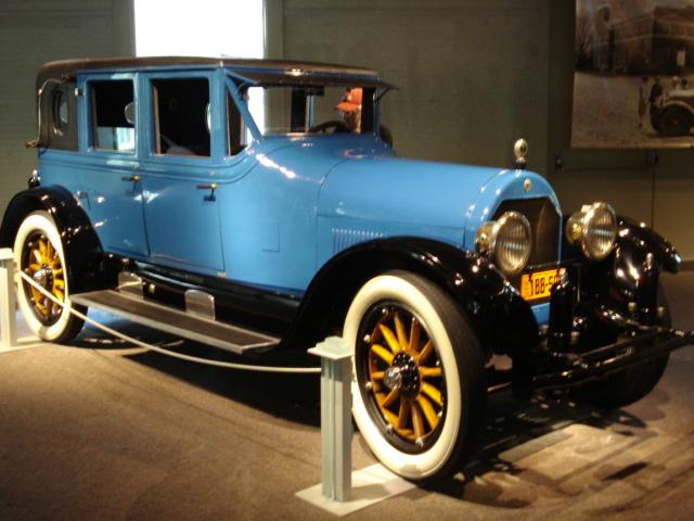 Aa Elegant Limousine >> Cadillac Type 59 Sedan 1920 - a photo on Flickriver