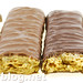 The Peanut Crunch Bars: 5th Avenue, Butterfinger & Clark (Milk & Dark)