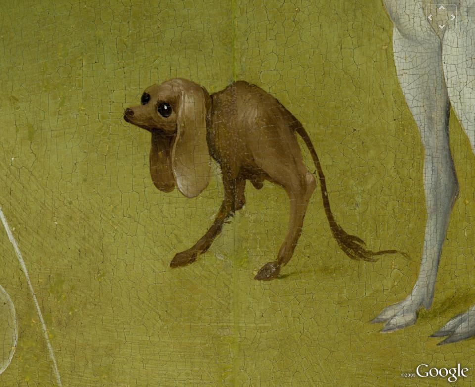 entre a Arte Medieval e o Renascimento